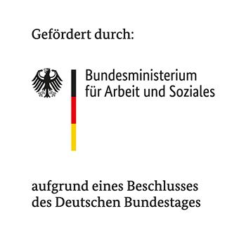 Logo des BMAS